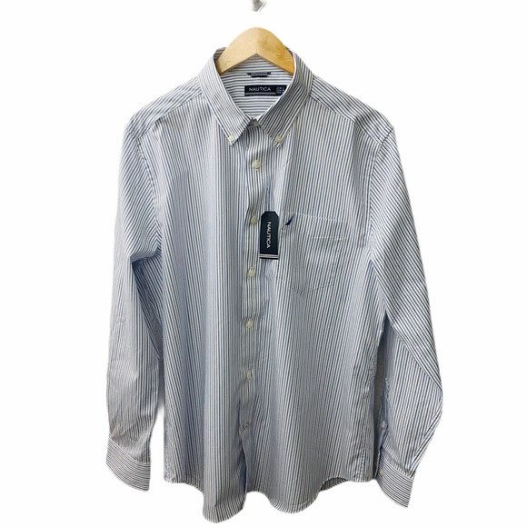 Nautica Other - NEW - Nautica Button-Down Shirt Sz Large